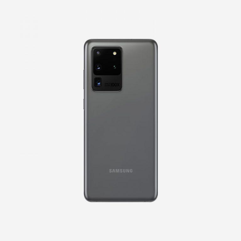 Galaxy S20 Ultra Gray Rear