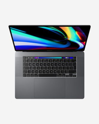 Macbook Pro 16 2019 Gray